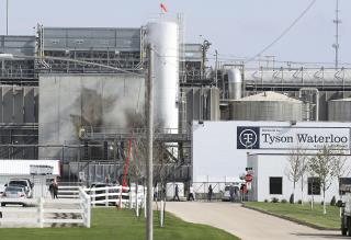 Tyson Foods Takes Action Over Managers' COVID Bets