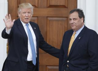 Christie: I May Run in 2024, Even if Trump Does