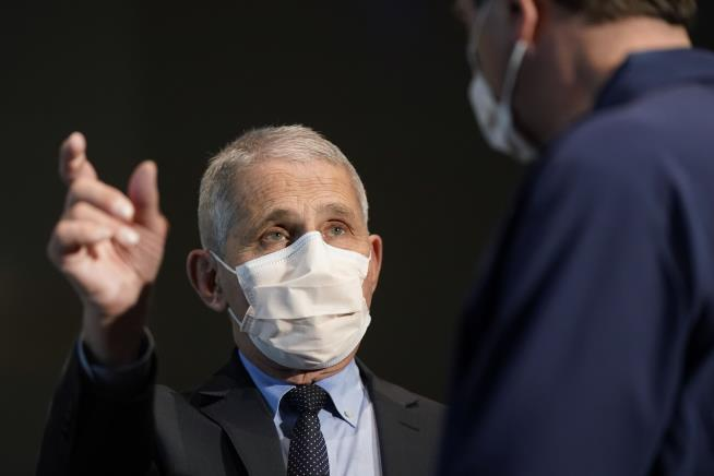 'Normal' Is Still Months Away: Fauci