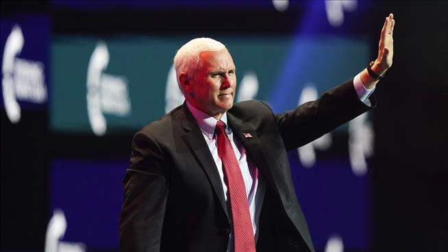 Pence Wants Last-Gasp Election Lawsuit Tossed