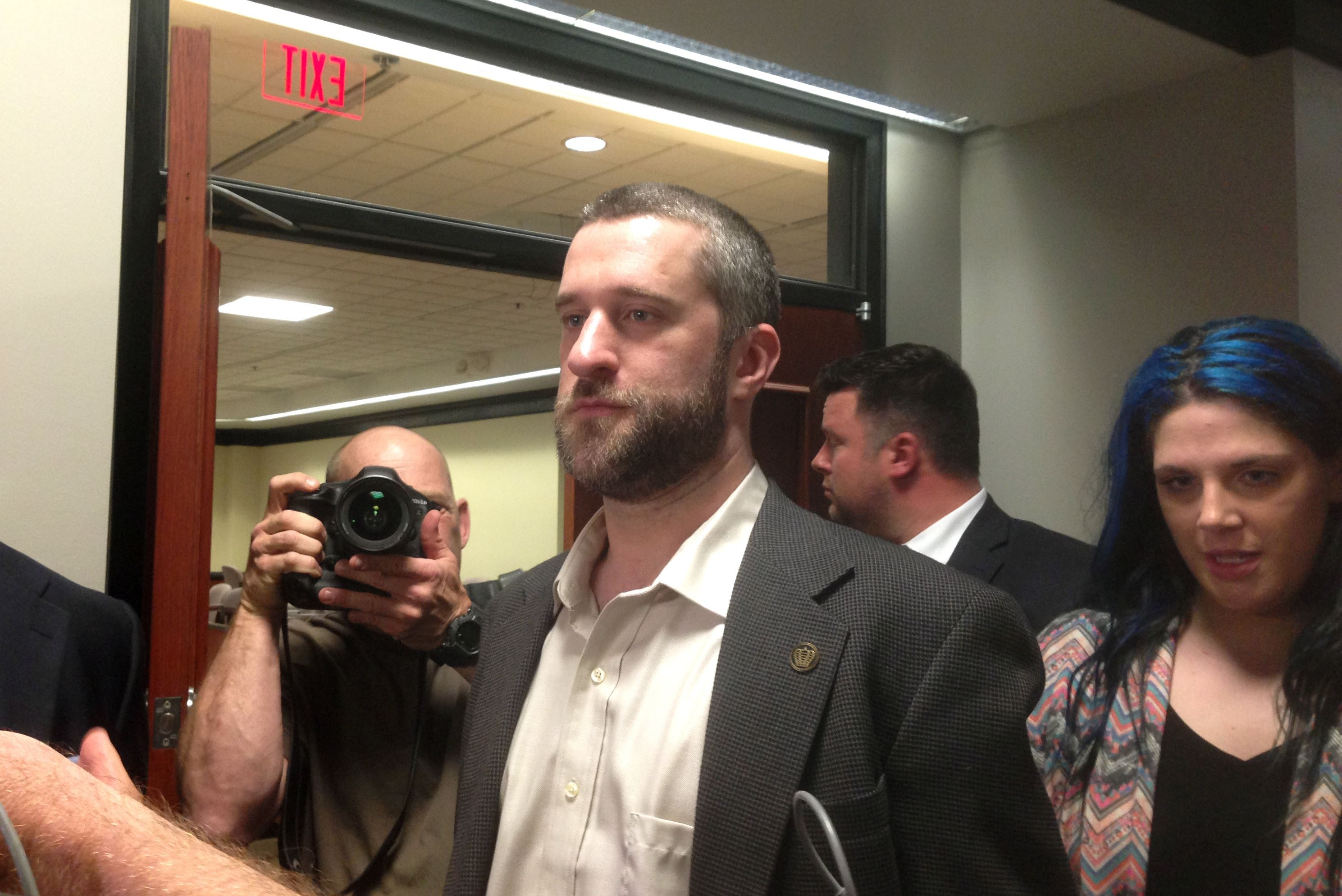 A 'Huge Lump,' Then Serious News for Dustin Diamond