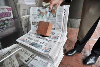 Newspaper to Take Appeals on Old Coverage
