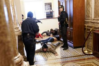 All Capitol Rioters May May Not Be Charged