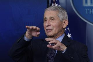 Fauci: UK Strain Could Be Worse Than Thought