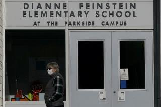 No Washington, Lincoln, or Feinstein on City's Schools