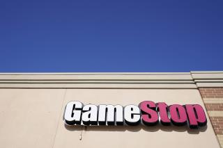 Boy Cashes in on GameStop Frenzy