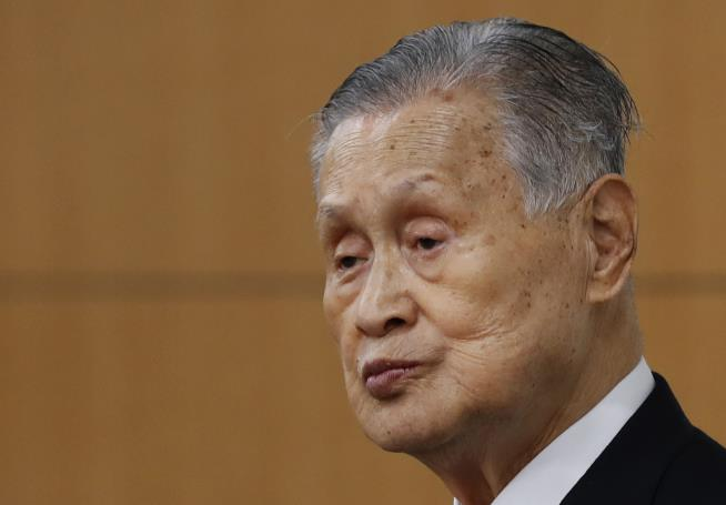 Tokyo Olympics Chief Won't Step Down After Sexist Remarks