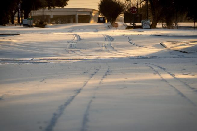 In Frigid Texas, a 'Last Resort' Move to Save Power