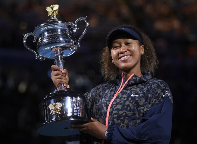 Monica Seles Did It in the '90s. Now, Naomi Osaka