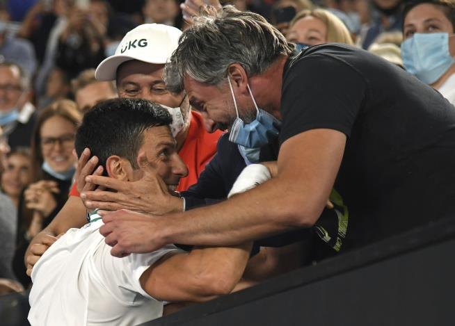 Djokovic Takes Australian Open, 'Most Challenging' of His 18 Slams