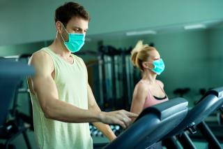 CDC: Be Careful in Gyms