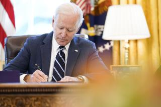 Biden Signature Gets Ball Rolling on Relief Checks