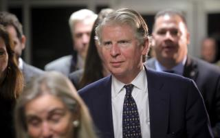 Manhattan DA Investigating Trump: It's Time for Me to Go