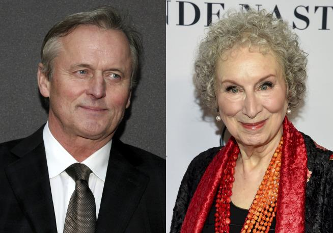 Atwood, Grisham, Others to Combine on a Novel