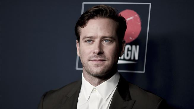 Armie Hammer Investigated for Rape