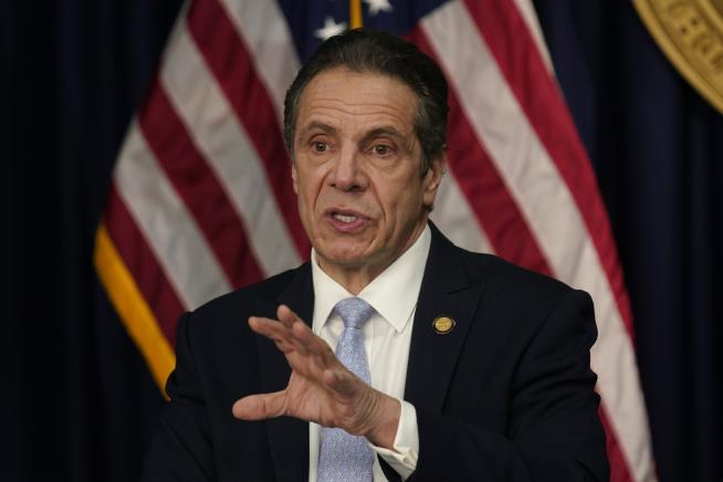 Current Cuomo Aide: He Ogled Me, Called Me 'Mingle Mama'