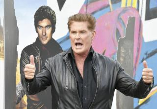 Hasselhoff Is a Big Part of CBS' Plans for Germany