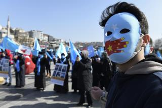 US Sanctions Chinese Officials Over Uighurs