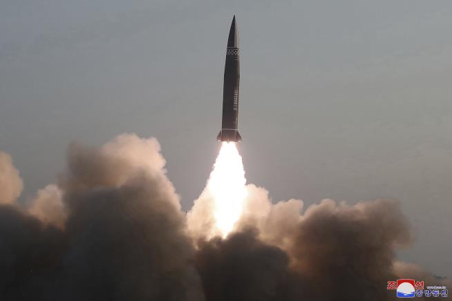 North Korea Confirms Missile Test