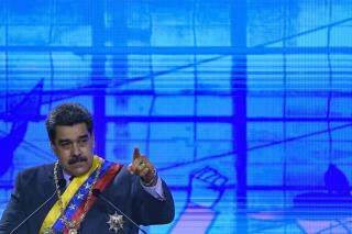 Facebook Freezes Maduro for 'Miracle Drops' Claim