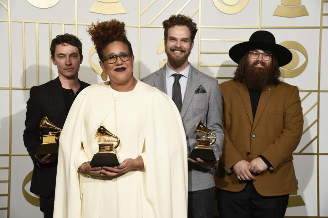 Member of Alabama Shakes Accused of Child Abuse