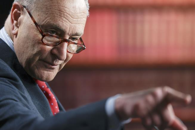 Schumer Has a New Way Around the Filibuster