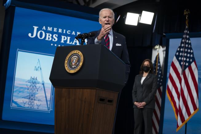 Biden Open to Compromise on Corporate Tax Hike