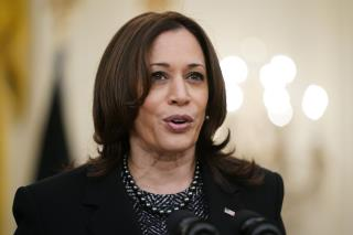 Woman Accused of Death Threats Against VP Harris