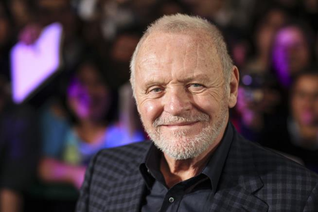 Anthony Hopkins Was Asleep When He Won Best Actor