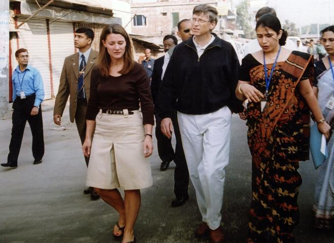 Melinda, Bill Gates Divorce: She Won't Seek Spousal Support