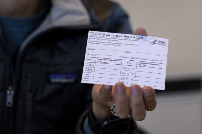 What happens to two Americans who used fake vaccine documents to travel?