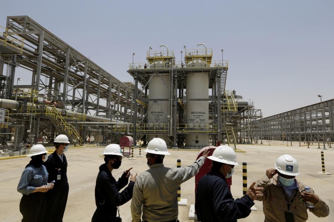 Oil Giant Sets Net-Zero Target
