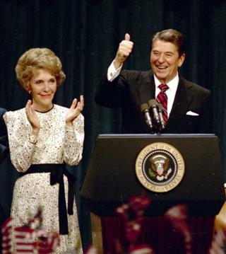 Obama Follows Path Laid Out by Reagan