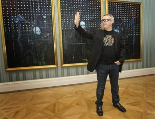 Damien Hirst Paintings 'Shockingly Bad'
