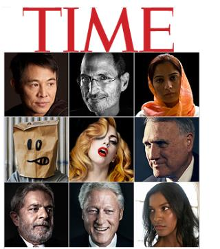 Meet the Time 100