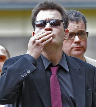 Charlie Sheen on Another Cocaine-and- Hookers Bender