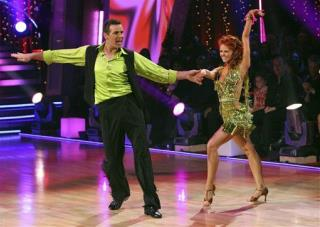 Bristol Survives On Dancing With the Stars