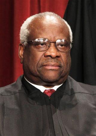 Clarence Thomas: 5 Years Without a Peep