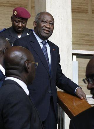 Laurent Gbagbo Captured in Ivory Coast, Delivered to Opposition Leaders