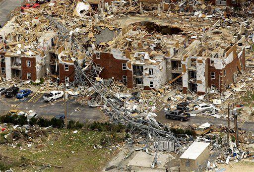 Joplin Tornado Killed 11 at Single