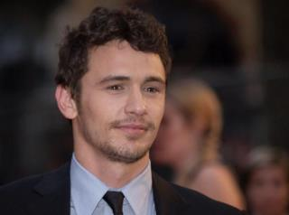 James Franco's Latest Project: Invisible Art