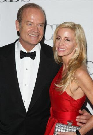 Kelsey Grammer's Email Hacked, Nasty Message About Ex-Wife Camille Sent