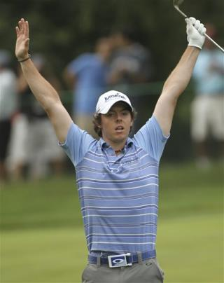US Open: Rory McIlroy Takes Big Leader After 2 Rounds