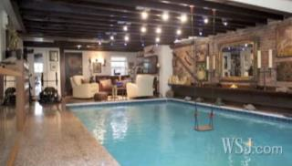 NYC Pad With Living Room Pool: $11M