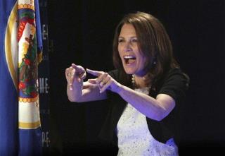 Laughing at Bachmann Only Makes Her Stronger