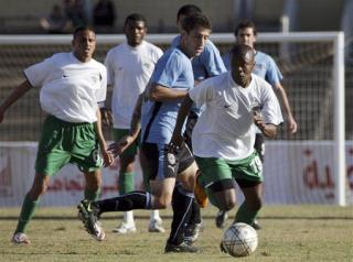 Top Libyan Soccer Players Defect