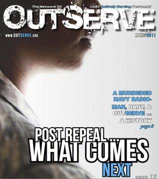 Pentagon OKs Gay Military Magazine at Bases
