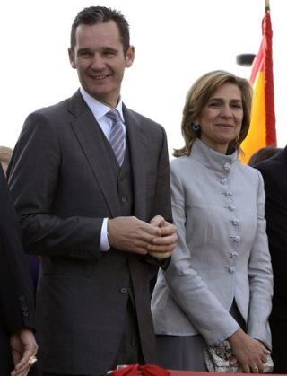 King of Spain Suspends Son-in-Law