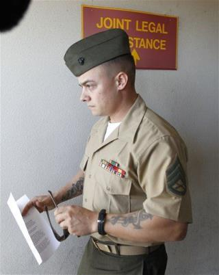 No Jail Time for Marine in Iraqi Civilian Killings