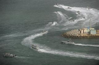 Iran's Naval Power Growing, Experts Warn